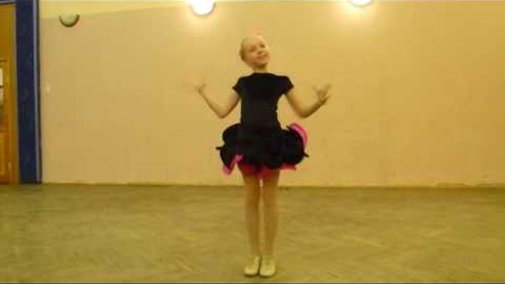 Кастинг ТНТ Танцы Дети Соня Карпова