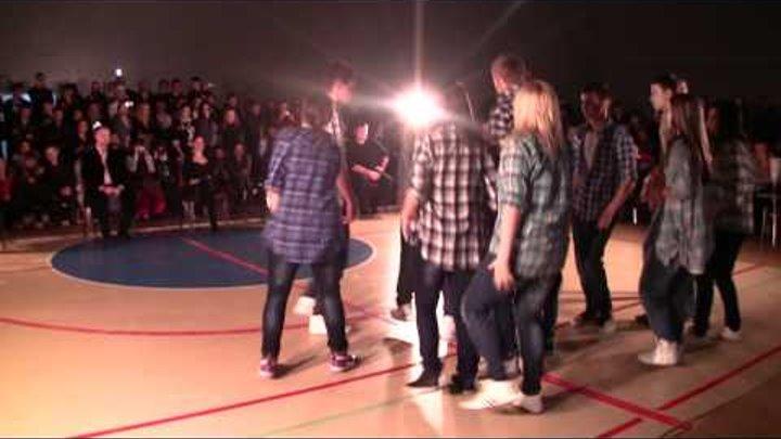 Dance fight round 3 - MgM crew второй раунд 1 из 3