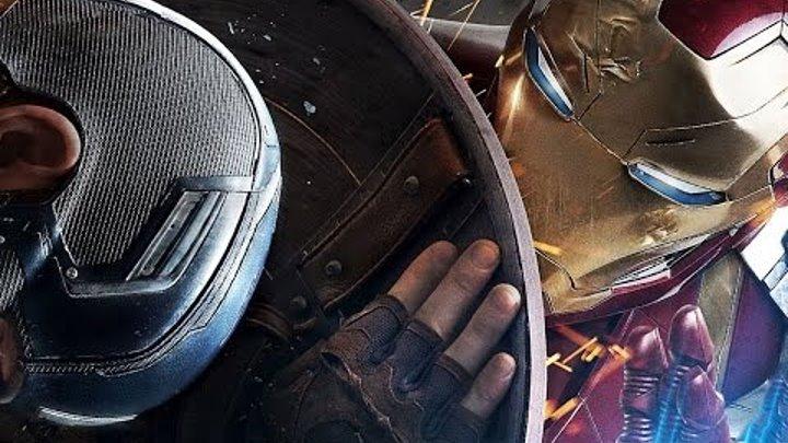 «Первый Мститель: Противостояние» (Гражданская война) - Дублированный трейлер