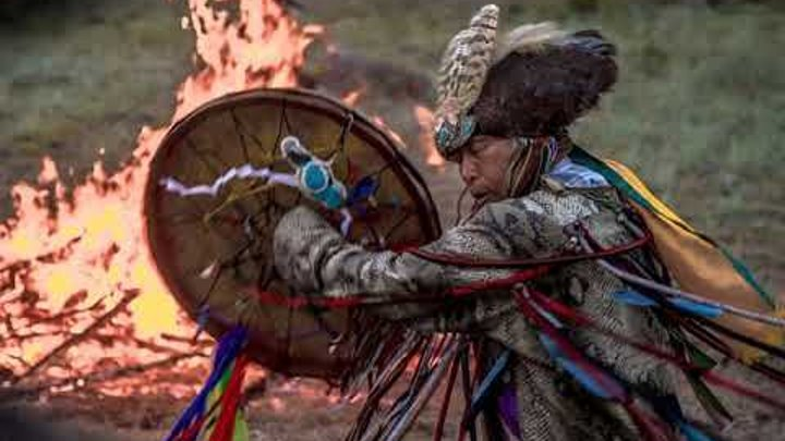 Лунная песнь шамана