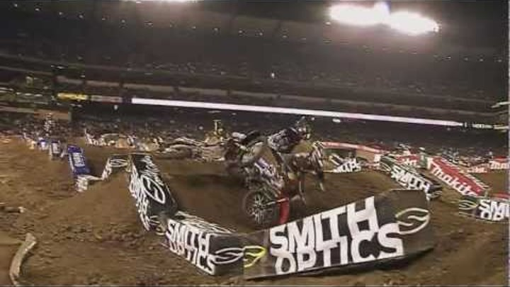 Supercross - 2012 Preview Show on CBS Sports - Christmas Day!