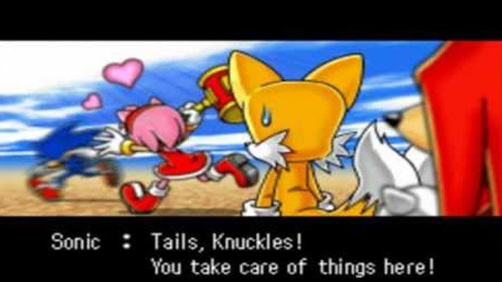 Sonic Rush #8 - Sonic - Dead Line & Final Zone