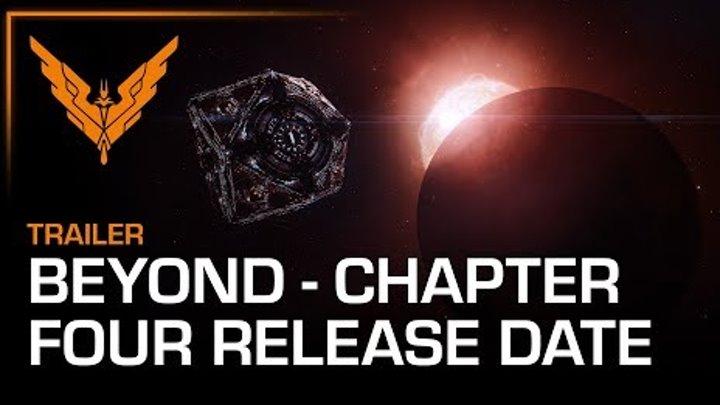 Elite Dangerous: Beyond - Chapter Four   Release Date Announcement