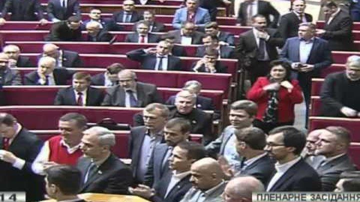 Выступление Егор Фирсова в Раде после лишения его мандата