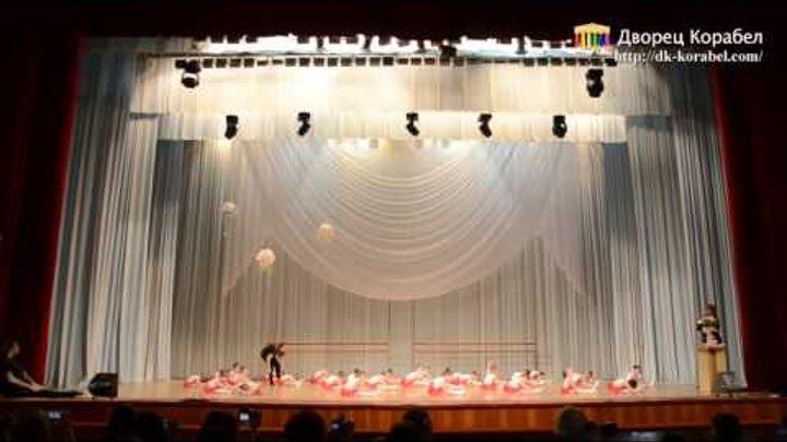 Шоу балет Алиса Открытый урок часть 2