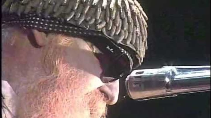 ZZ TOP Brown Sugar 2005 LiVE