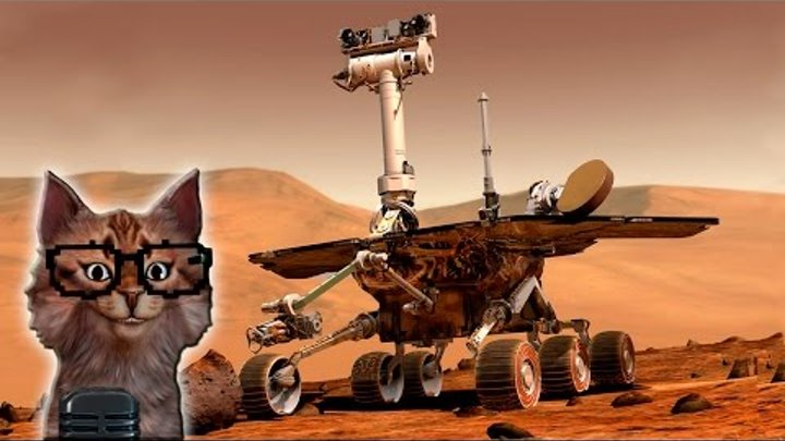 Наука для детей Космос   Марс   Семен Ученый