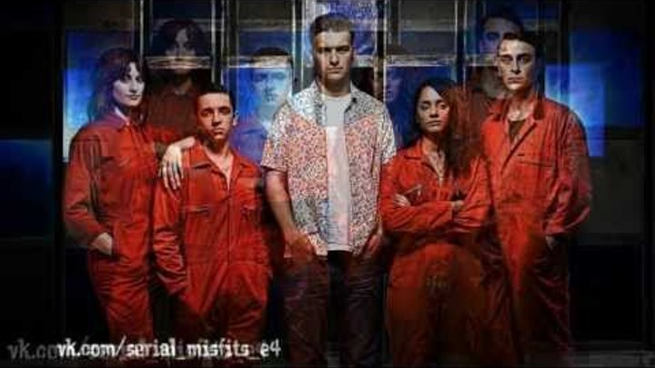 "Фотоотчет съемок 5 сезона ""Отбросов"" | № 1 - Май / Shooting ""Misfits"" season 5 | № 1 - May."