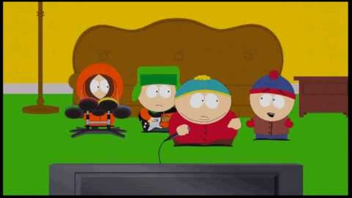 Eric Cartman feat. Kenny & Kyle - Poker Face REMIX (Music Video) HD