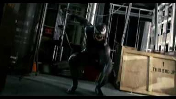 Человек паук враг в отражении(смерть венома)