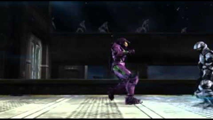 """Killin It"" (Red vs Blue) Dubstep Action Video"