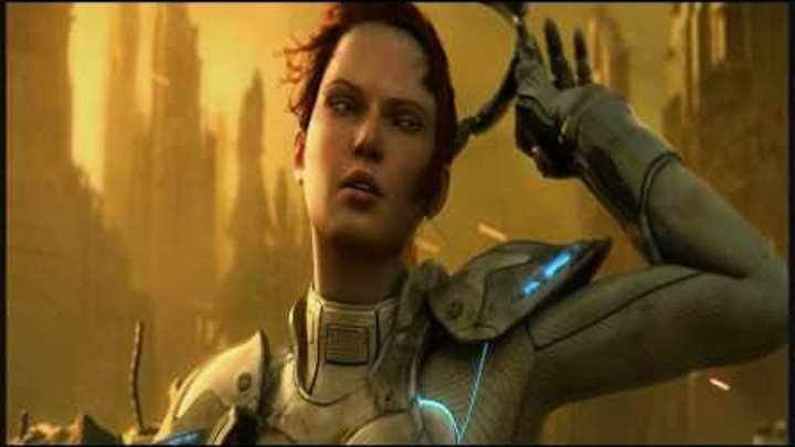 [HD] StarCraft 2 - Sarah Kerrigan Cinematic FULL VERSION
