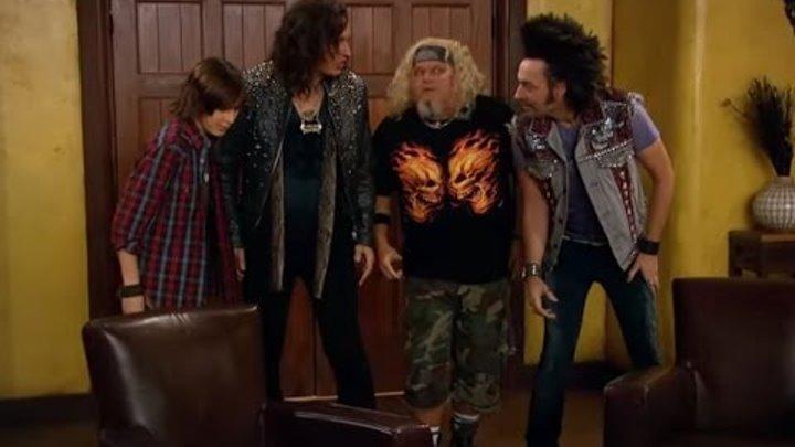 Я в рок-группе (Сезон 2 Серия 9)