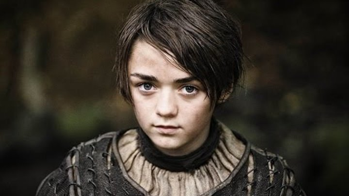 Игра престолов. Game of Thrones. Лучшее. В ожидании 7 сезона. Арья Старк