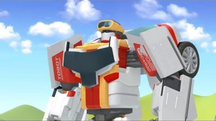 Тоботы 4 сезон - Новые серии - 13 Серия | Мультики про роботов трансформеров