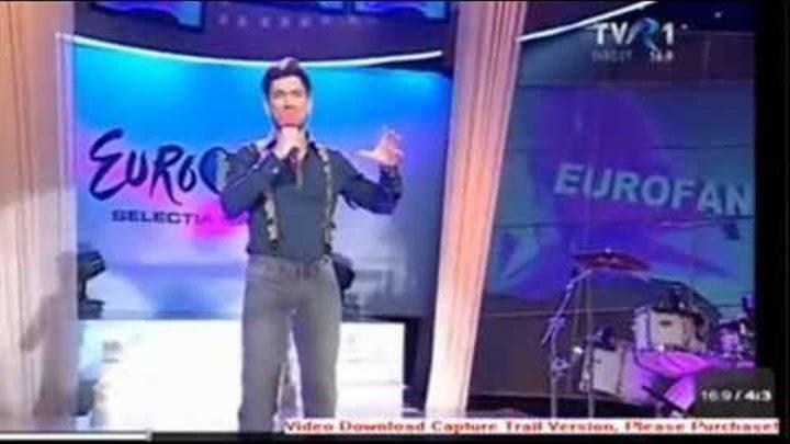 Cezar - It's My Life [Eurovision 2013 ROMANIA] ♥♥♥