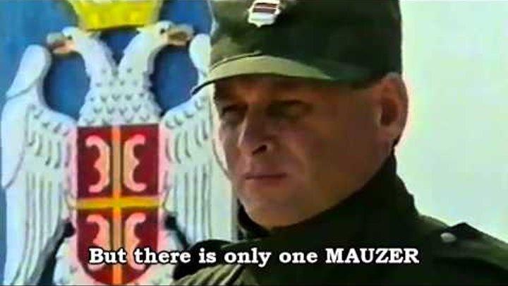 Roki Vulovic - Panteri / Mauzer ,English Lyrics