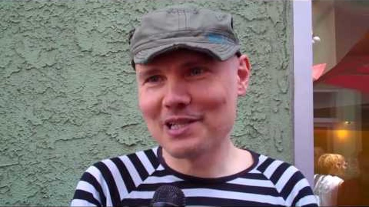 The Smashing Pumpkins Billy Corgan reflects on RUSH