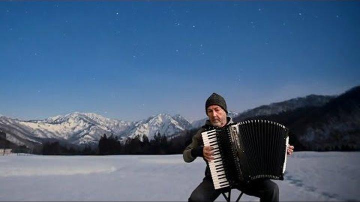 Russian Accordion Music Zolotaryov - Winter Morning - Jo Brunenberg -  Zolotarev - Русский баян
