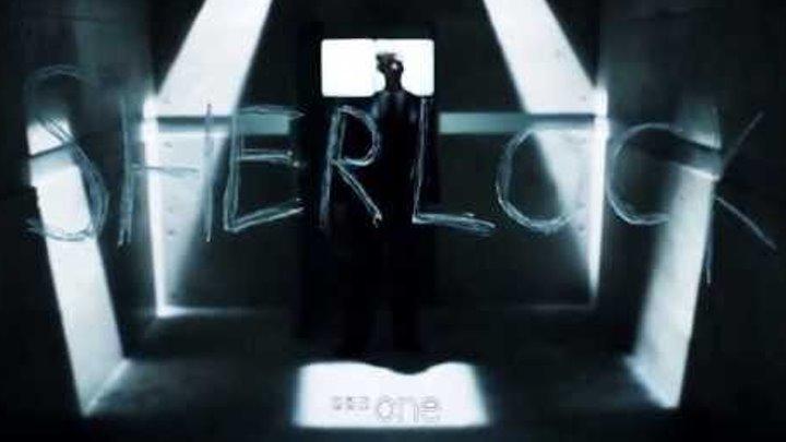 Шерлок - Sherlock - 3 сезон трейлер