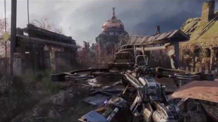 Metro 2035 - Exodus Прохождение Часть 1