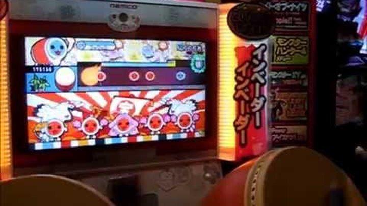 Kepsen Kepos Japan Vlog#43: Японские игровые автоматы,Taiko no Tatsujin Attack on Titan
