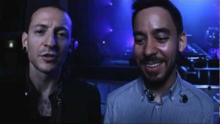 Linkin park : Chester Bennington - Хватит пить нашу кровь