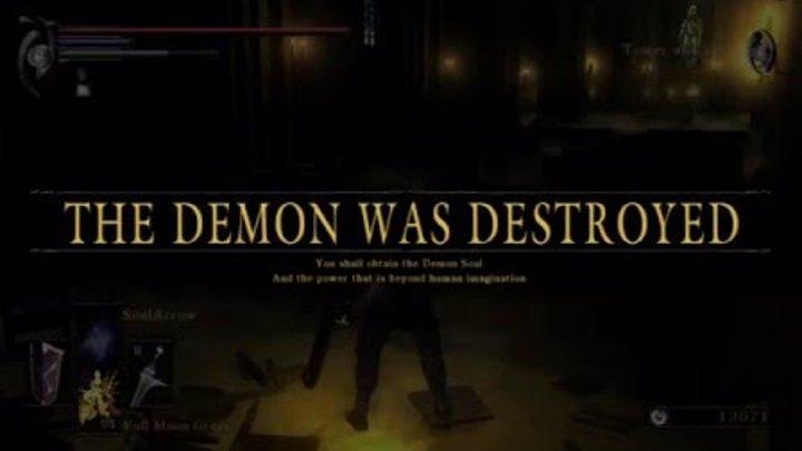 Demon's Souls PS3 720P Walktrough Part 30. Fool's Idol - Boss Fight