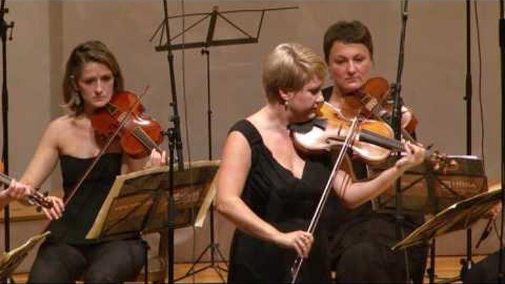 Bach - Violin concerto in E major BWV 1042 - Adagio
