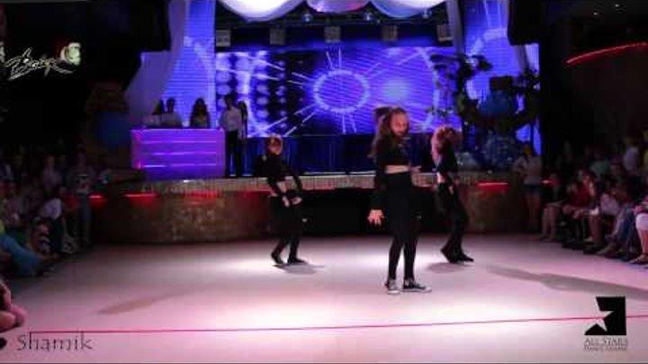 1 место. Choreo Debut top 10 Карина Казнова .All Stars Birthday Party 2014