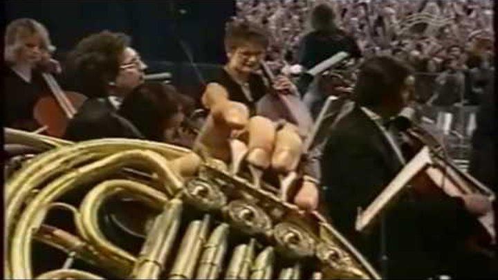 Ария Классическая Ария в Зелёном Театре с Симфоническим оркестром Глобалис 2002-06-01 HD