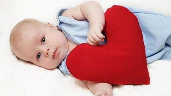 Убрали у ребёнка порок сердца