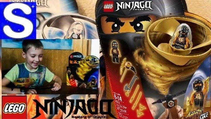 Ниндзя го, Лего Ниндзяго 2016 + Мультики - Видео Обзор на русском языке, LEGO Ninjago Airjitsu Кай