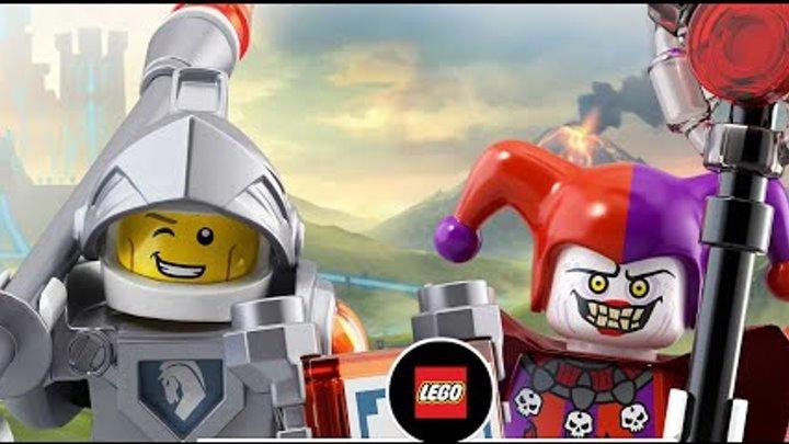"Lego Nexo Knights Merlok 2.0 ""Action & Adventure Games"" Android Gameplay Video"