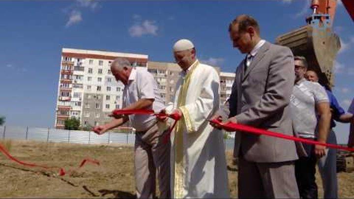 В поселке Приморский началось первое за долгие годы масштабное строительство.