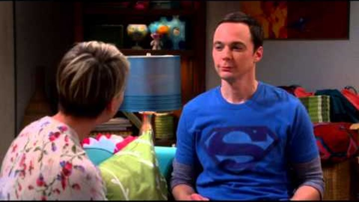 Все мужчины думают только об одном - The Big Bang Theory S08E16