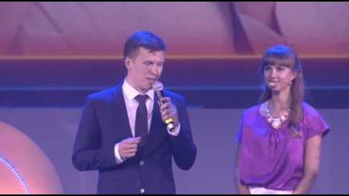 Выступления Елены Гейко, Алёны и Ивана Родионовых, Анны и Сергея Шахаевых