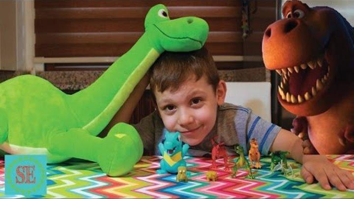 Хороший динозавр Спасение Мультик про динозавров Новые серии Видео для детей Good dinosaur Cartoon