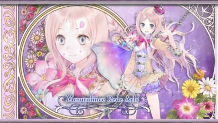 Atelier Meruru Plus: The Apprentice of Arland - E3 2013 Trailer