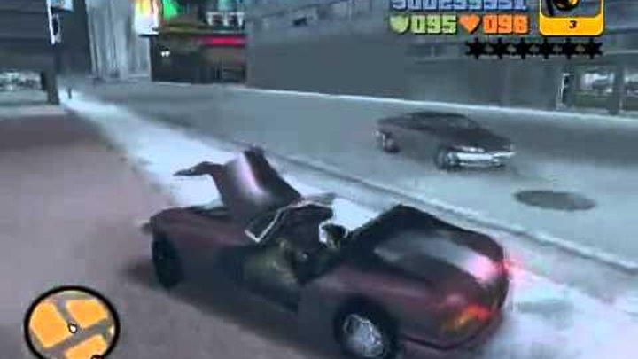 Скоростное прохождение Grand Theft Auto 3 [GTA 3 - Fast Run]