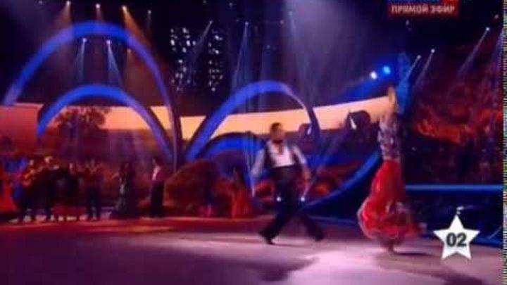 Слава и Алексей Балаш - Фристайл (Танцы со звездами,07.03.15)