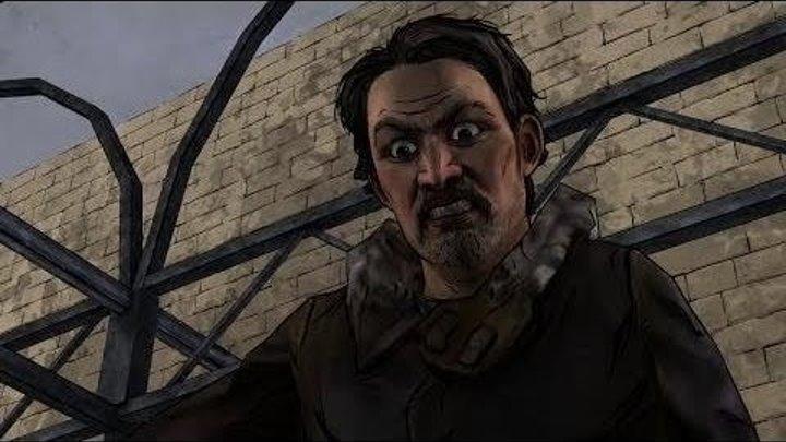 The Walking Dead Сезон 2 Эпизод 3 #2 - Ночная вылазка