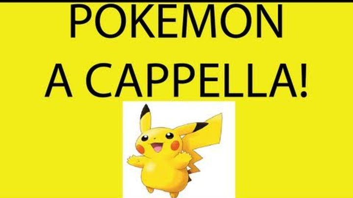 Pokemon (Theme Song) A Cappella - Danny Fong