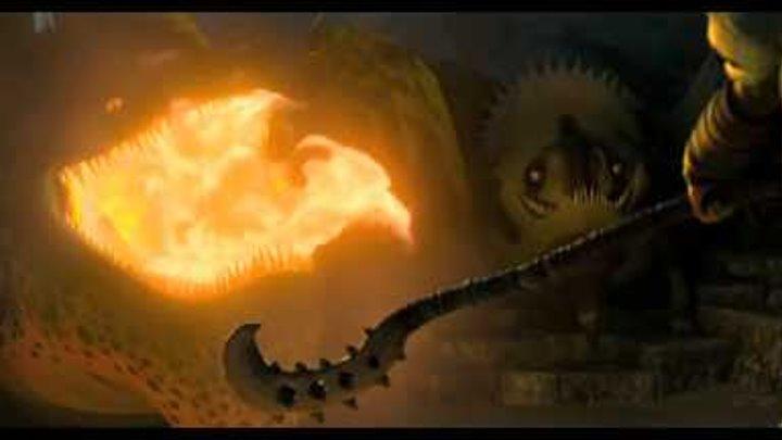 Как приручить дракона 2 2014   дублированный трейлер на русском HD