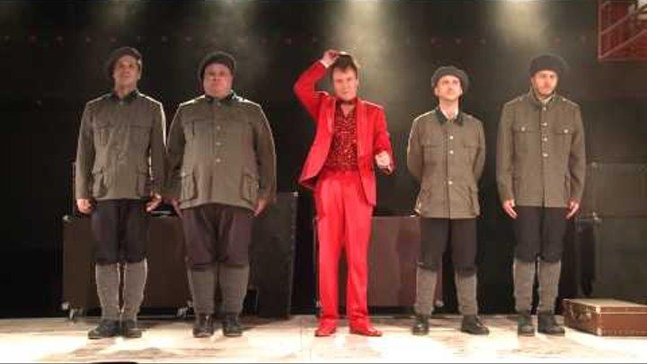 """МХТ им. Чехова. Спектакль """"1914"""""""