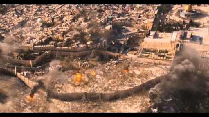 Война миров Z - (2013) Трейлер на русском языке 1080 HD