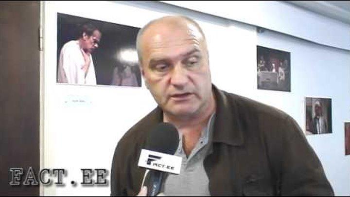Интервью с актёром театра и кино, Александром Балуевым