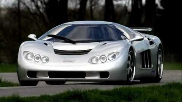 Top 10 Fastest Cars 2012