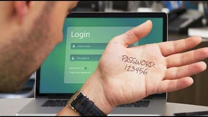 Самые популярные пароли 2016 года