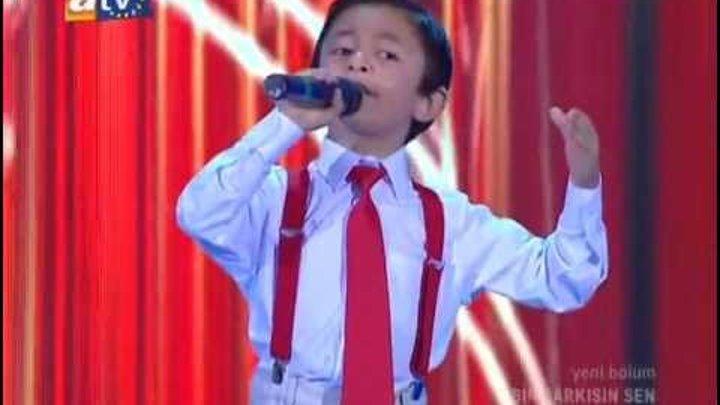 Bir Şarkısın Sen 14.07.2012 | Veli ÇELİK - Bir Kulunu Çok Sevdim | www.kekillici.com